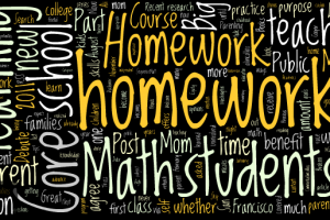 The Great Homework Debate – Part 1