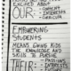 Are we engaging or empowering our students?