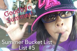 Summer Bucket List: 100+ Family Activities (List #5)