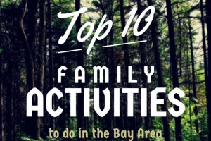 Top 10 Fall Family Activities in the Bay Area
