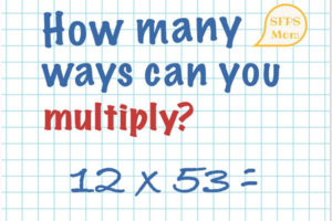 How Many Ways Can YOU Multiply?