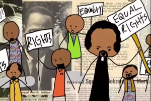 BHM Series #14: Teach Kids about Dr. Martin Luther King, Jr.