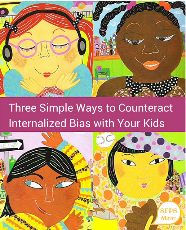 BHM Series #9: Three Simple Ways to Address Skin Color Bias with Kids