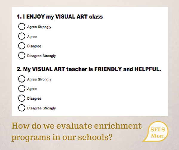 Let's Ask the Kids–Gathering Input from Kids about School Enrichment Programs