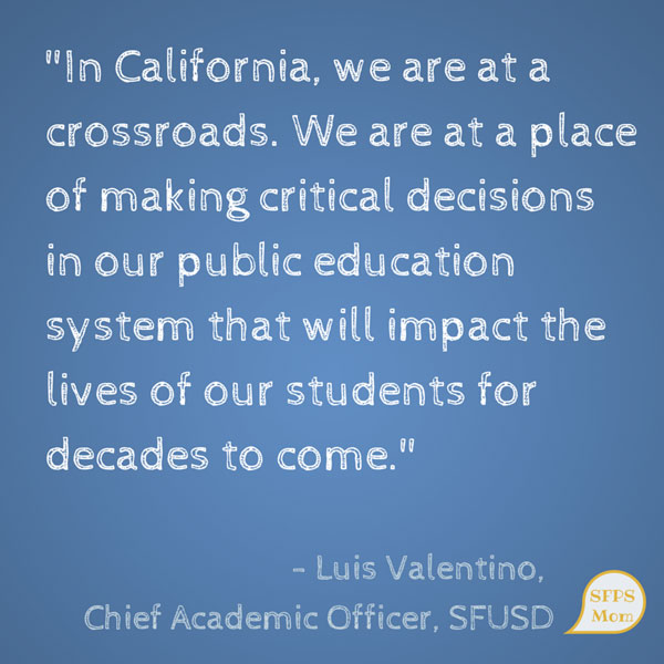 SFUSD Sets a Bold New Course in School Accountability