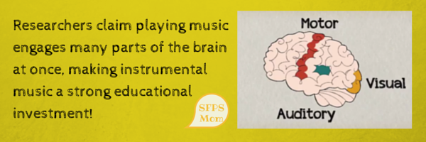 Investing in Music Education Is Smart!