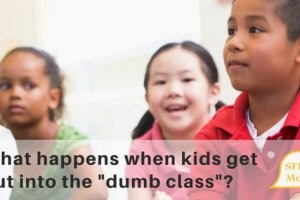 "Tracking: When Kids Get Put into the ""Dumb"" Class"