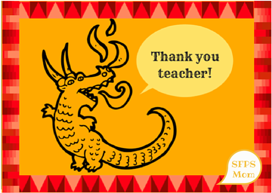 More teacher thank you card printables sfpsmom m4hsunfo