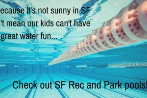 Summer Fun: Get out and swim SF!