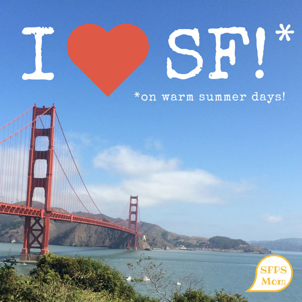 Top 10 Bay Area Summer Family Activities!