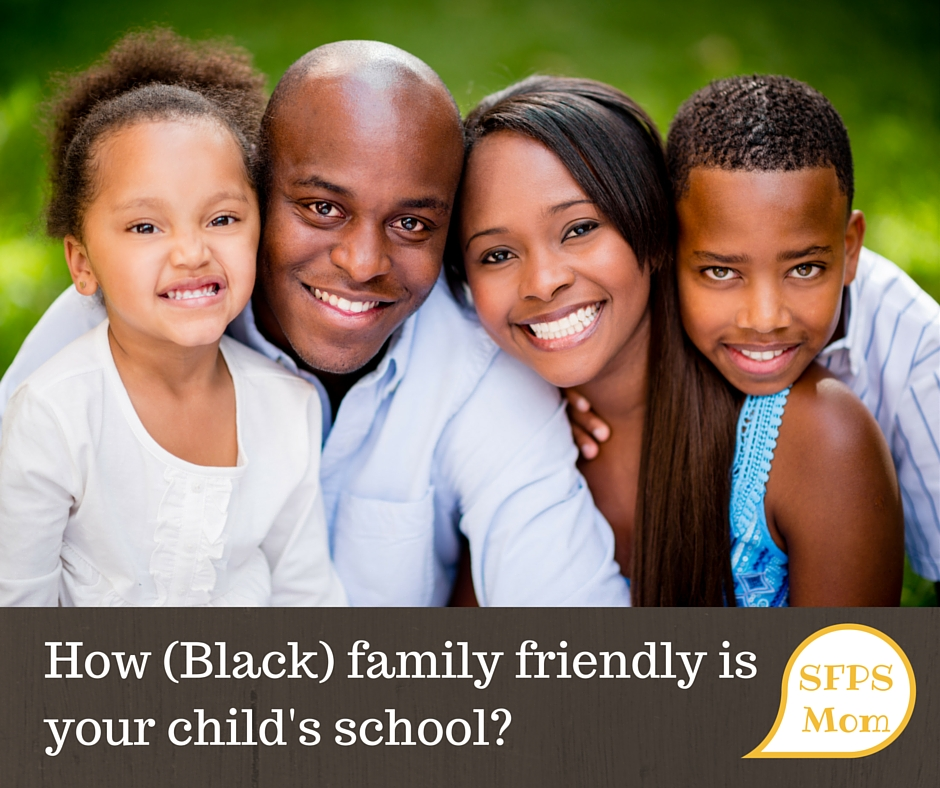 How (Black) Friendly is your child's school-