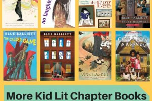 More Great Youth Lit Featuring Young People of Color!