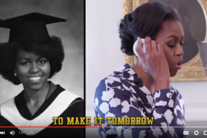 Monday Inspiration: Check Out #FLOTUS' New Video!