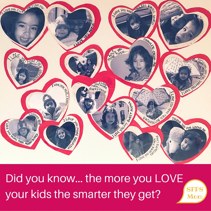 LOVE your kids smart