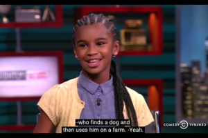 Monday Inspiration: Marley Dias Surpasses Her Goal!