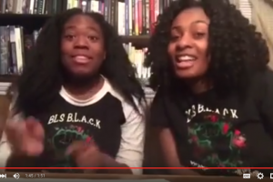 (Belated) Monday Inspiration: #BlackAtBSU — These Black Girls Rock!