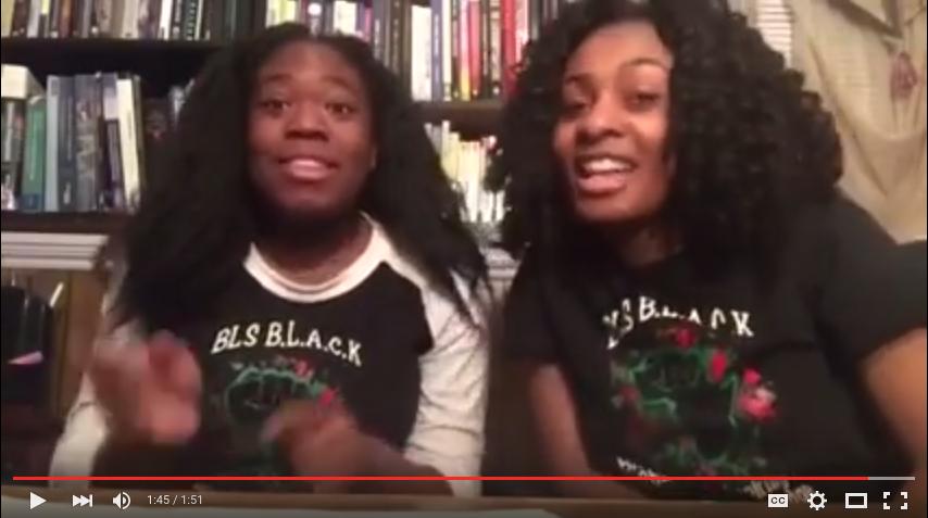 (Belated) Monday Inspiration: #BlackAtBSU — These Black Girls Rock!