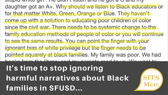 stop ignoring narratives
