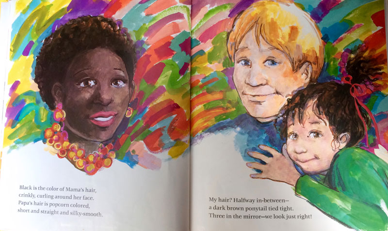 10 Great Picture Books that Celebrate Difference