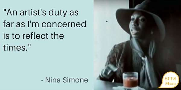 Monday Inspiration: Nina Simone Speaks for Herself