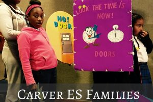 Carver is just another reminder: #BlackFamiliesRock!