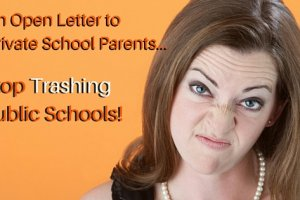 An Open Letter to Private School Parents
