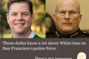 San Franciscan Ali Collins' Thoughts on Supervisor Mark Farrell's Statement on Supervisor Jane Kim's Call for Chief Suhr to Resign