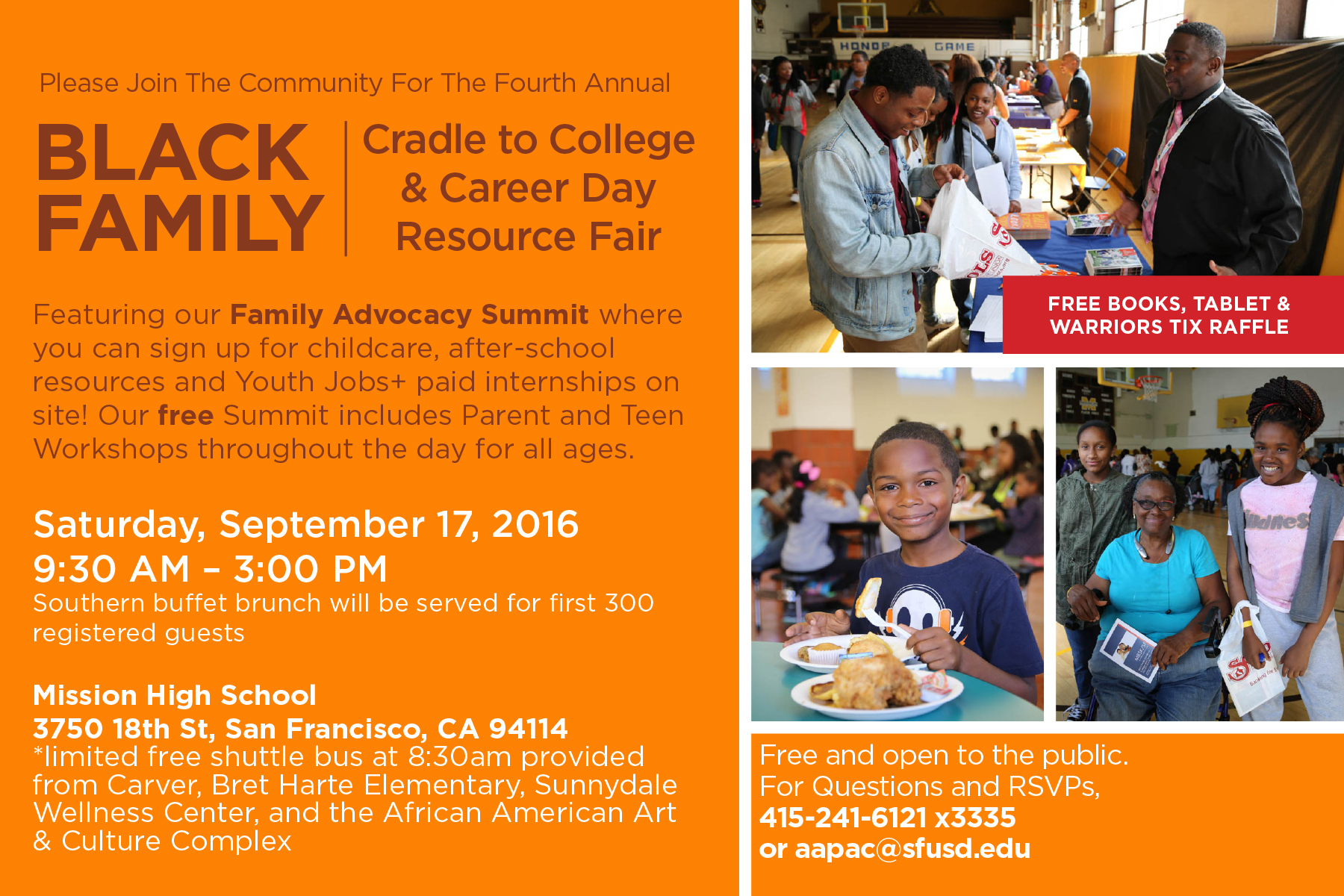 4th Annual Black Family Day