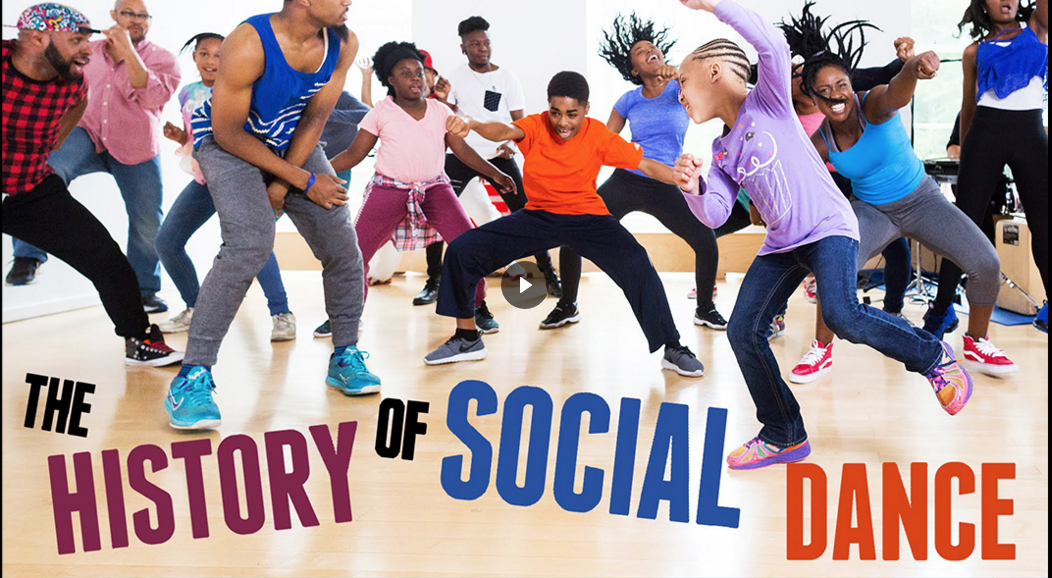 BHM Series #4: Celebrations of Culture: The Visual History of Social Dance