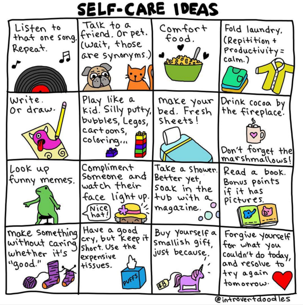 Teaching Kids Self-Care