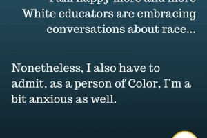 When White Educators Talk about Race