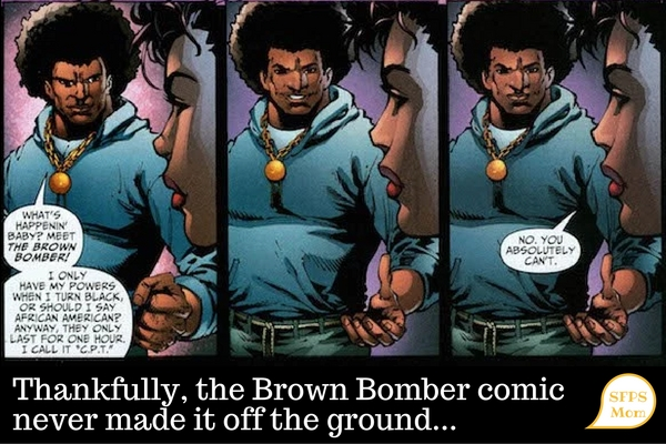 Inclusive Comics Matter!