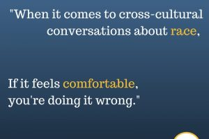 Cross-Cultural Dialogues… Where do we go from here?