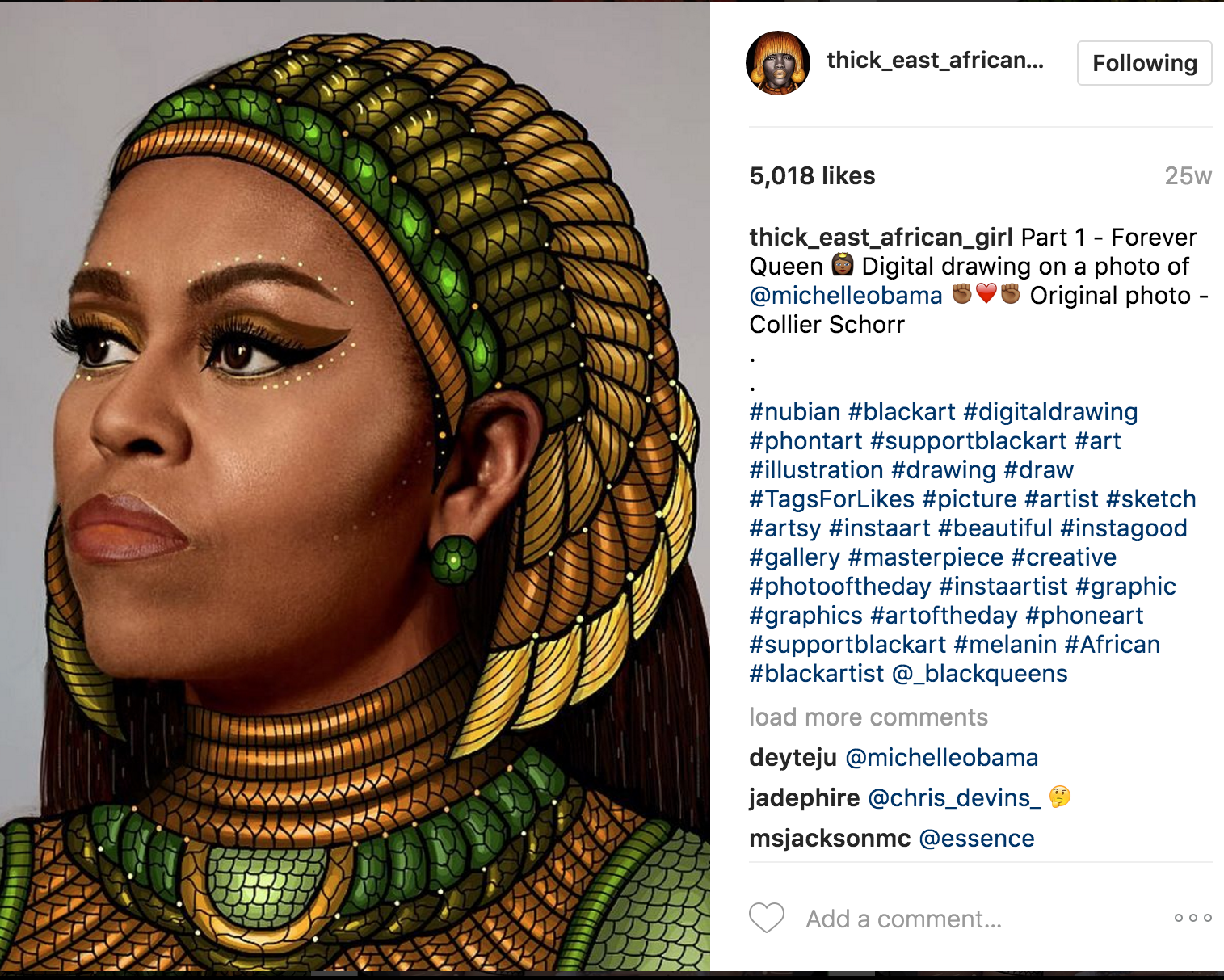 The Case of the Art Thief: Thoughts on Cultural Appropriation and Blackness