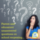 Parent and educators' questions on reopening schools…