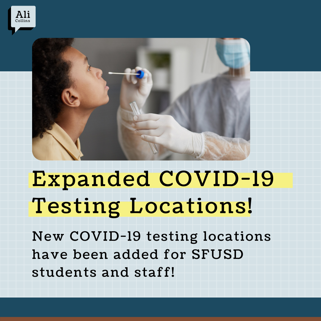 Our advocacy for enhanced COVID-19 safety measures continues to pay off!